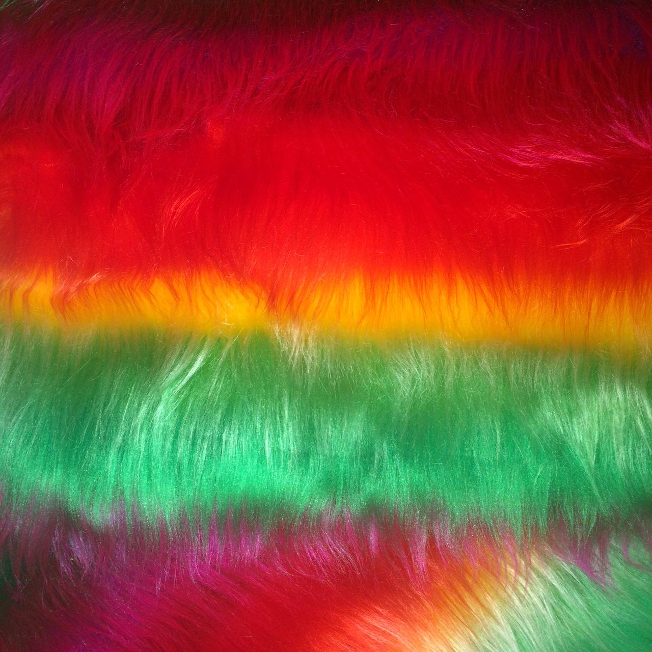 Искусственный мех Радуга — ИЖС-4-229Р78