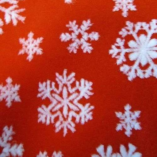 Мех для костюма Деда Мороза — ИТЖФ-2-707К2