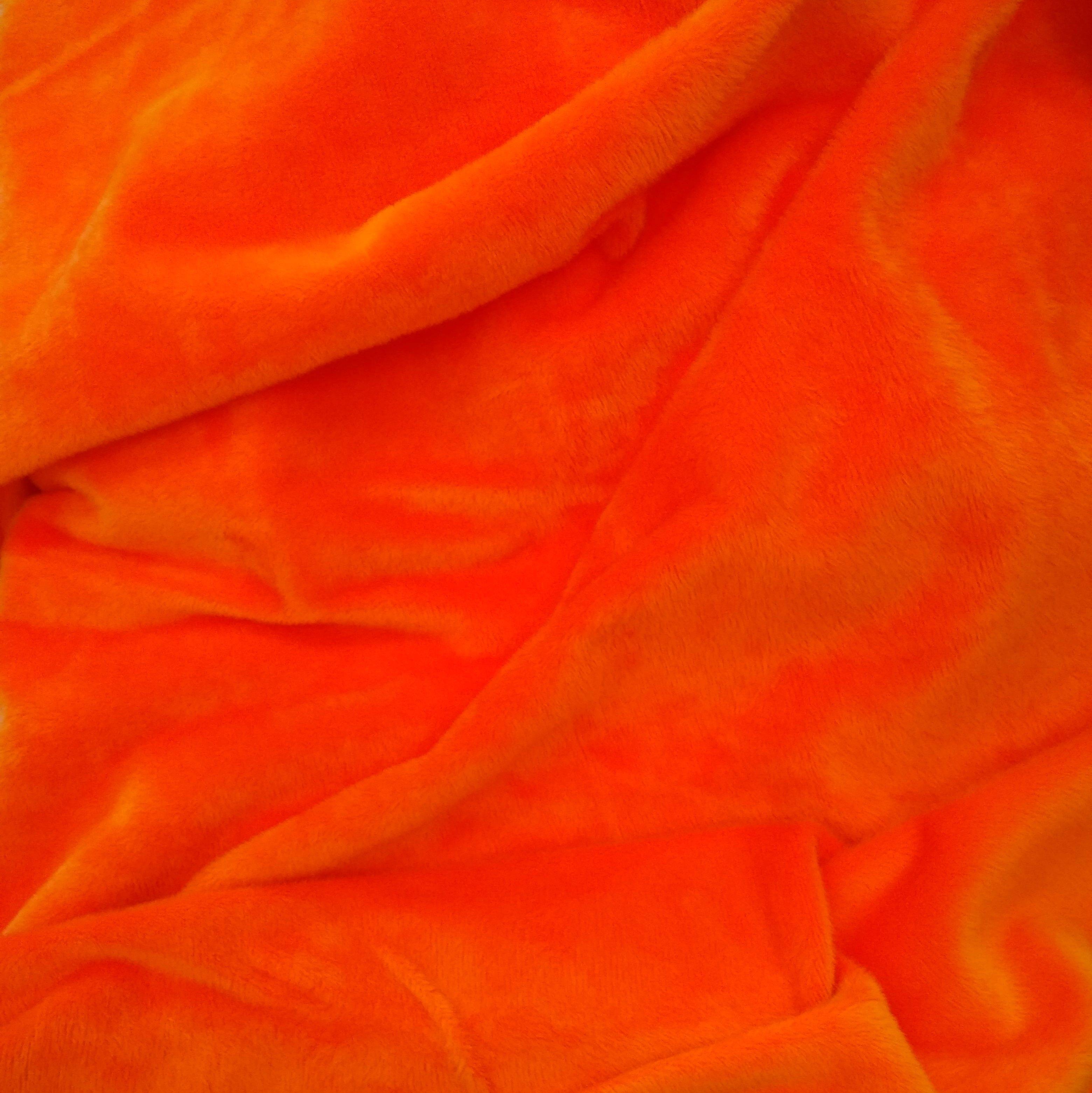 Велюр МИ-01-012-ОР-Orange