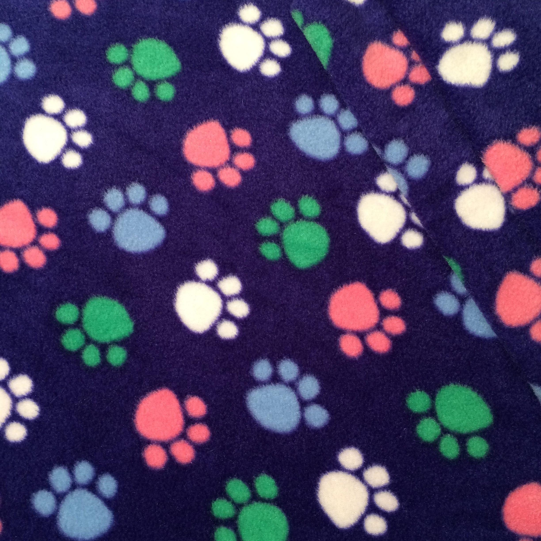 Флис — Fleece Print 4 (цена за кг)