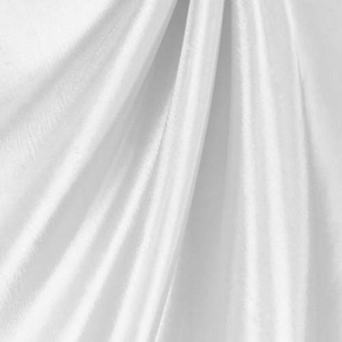 Таффета 190Т — белая подкладочная ткань