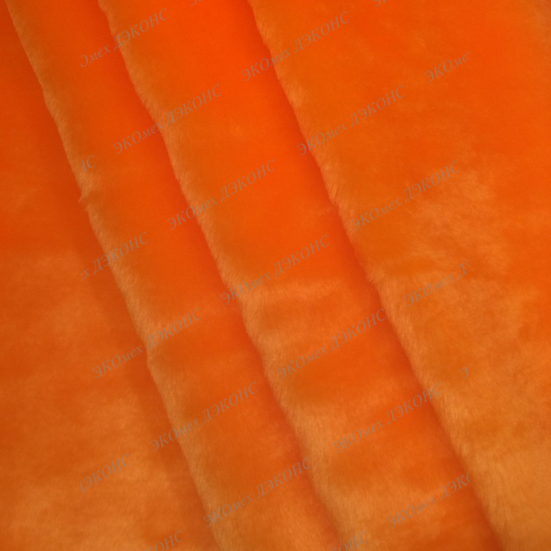 И-221 — оранжевый искусственный мех