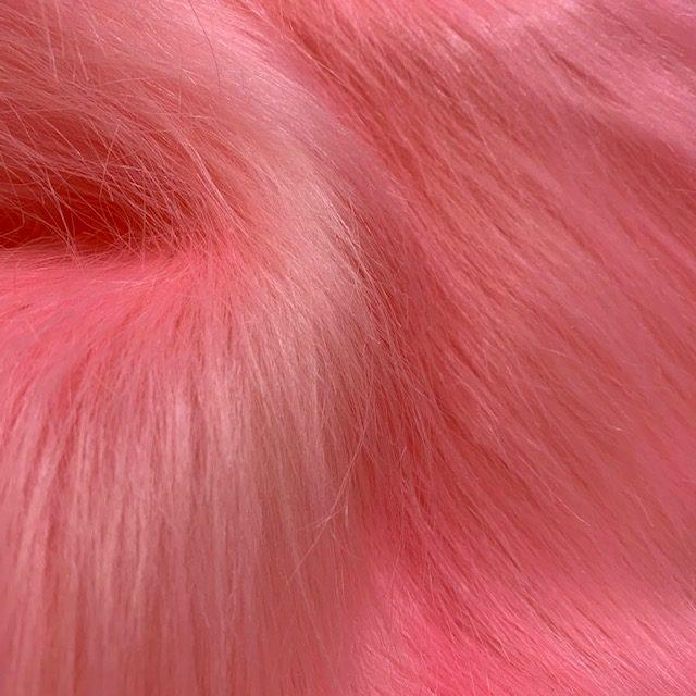 ИД-125 — искусственный мех розовый