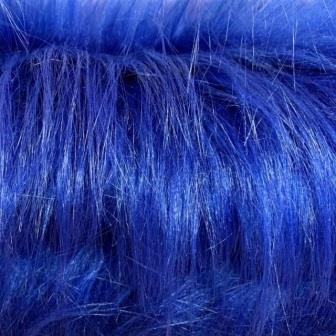 ИД-200 — искусственный мех синий