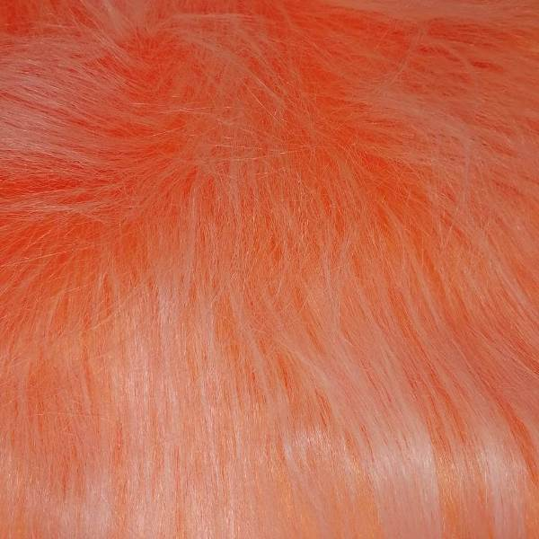 ИД-223 — искусственный мех оранжевый
