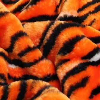 Искусственный мех Тигр — ИЖ-3-952-1Л4