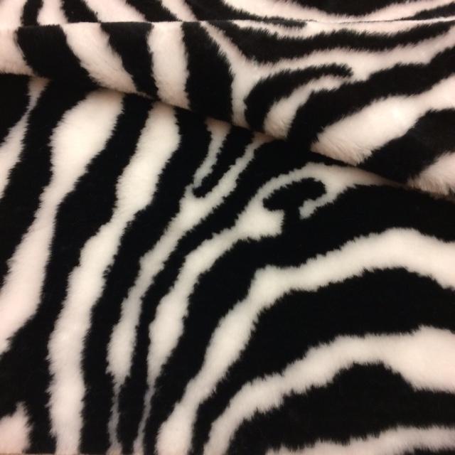 Искусственный мех Зебра — ИЖ-85В1