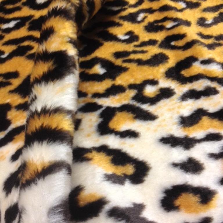 Искусственный мех Леопард — ИЖН-3-104A2