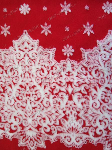 Для костюма Деда Мороза — ИТЖФ-2490К2 (купон)