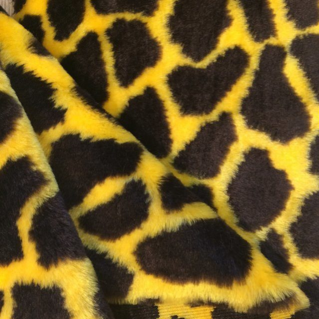 Искусственный мех Жираф — ИЖ-2-181Ж14