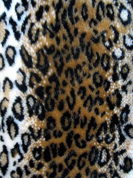Искусственный мех Леопард — ИЖ-3-336 А0Н