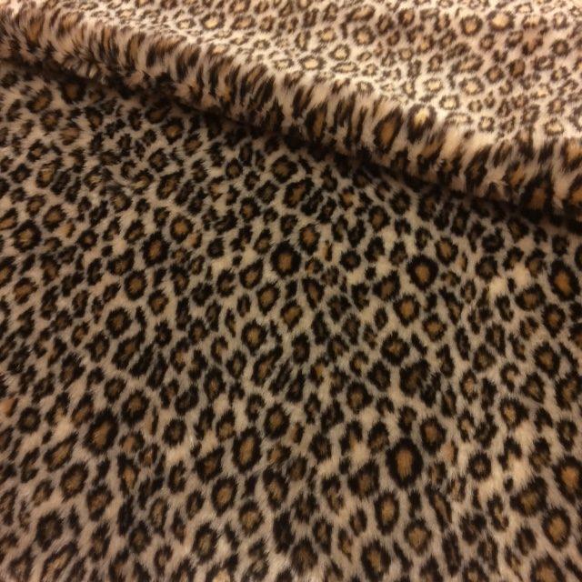 Искусственный мех Леопард — ИЖН-3-389 А3Н