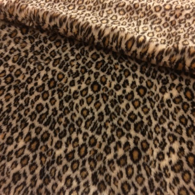 Искусственный мех Леопард — ИЖ-3-389 А3Н