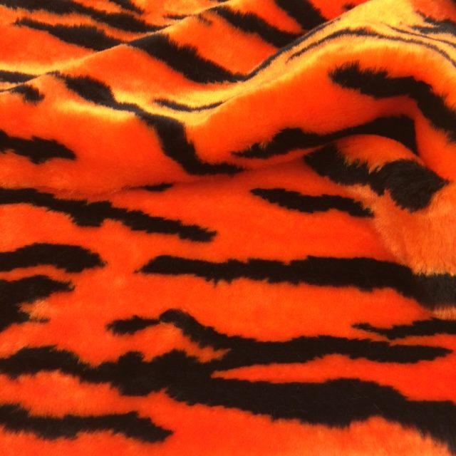 Искусственный мех Тигр — ИЖ-328 Л4Н