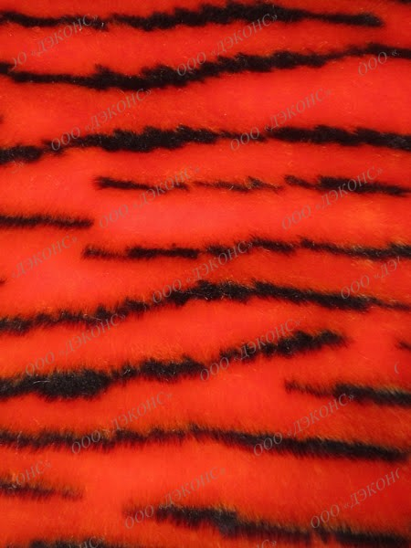 Мех жаккардовый Тигр — ИЖН-313Л4 (под заказ)