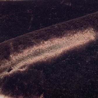 Искусственный мех Мутон коричневый — М-91 Д11
