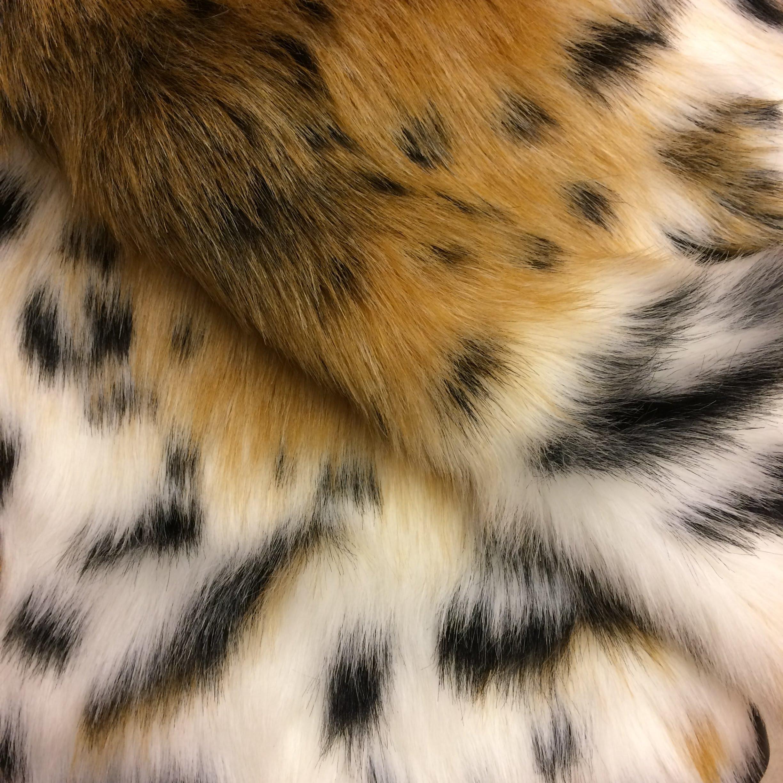 Искусственный мех Рысь — ЖCВ-3-783-1В1